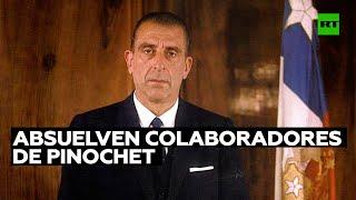 Una Corte de Apelaciones de Chile absuelve a seis colaboradores de Pinochet