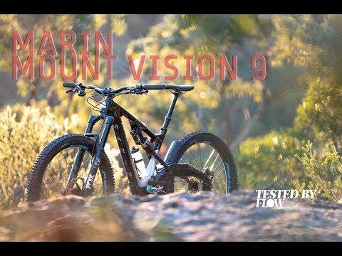Tested: Marin Mount Vision - Flow Mountain Bike