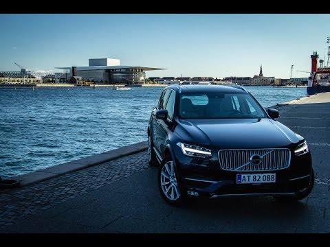 Volvo XC90 Inscription - Luksus for alle pengene