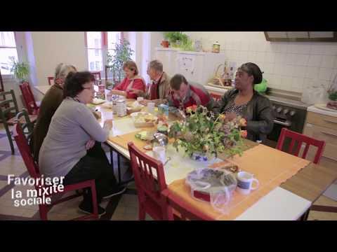 HABITAT ET HUMANISME – Jardin du Carmel