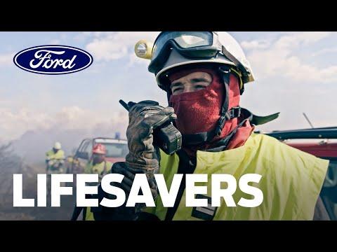 Lifesavers: Rising Through the Flames