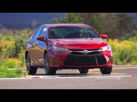 2015 Toyota Camry   Real World Review   Autotrader