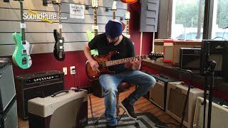 Suhr Modern Plus Bengal Burst H-S-H Electric Guitar #JS8C3L