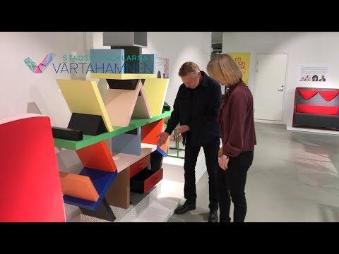 Stadsutvecklarna testar Möbeldesignmuseum