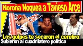 Noroña magistral!! Defiende a AMLO y Epigmenio ante embate del Travieso Arce PRIANISTA ex boxeador.