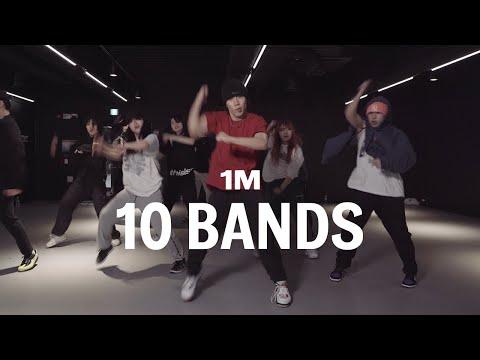 Joyner Lucas ft. Timbaland - 10 Bands / Koosung Jung Choreography