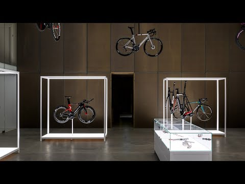 Johannes Torpe Studio create laboratory-style setting for United Cycling store