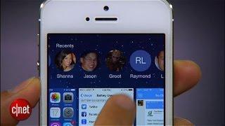 The hidden features inside iOS 8