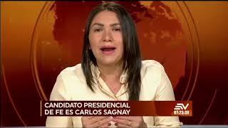 ENTREVISTA COMPLETA   Tatiana Mora, candidata a asambleísta por el movimiento Fuerza Ecuador (FE)
