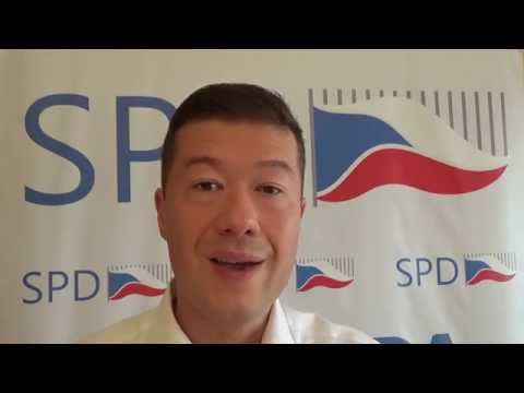 Tomio Okamura: Násilníci, teroristé, AIDS a syfilis
