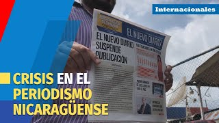 Medios de comunicación tradicionales de Nicaragua en desaparición