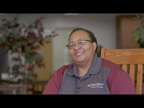 Faces of NCCU: Michelle Gordon, School of Law Library Technician Assistant