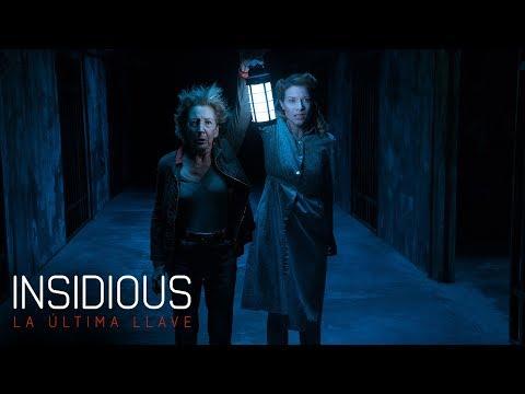 INSIDIOUS: LA ÚLTIMA LLAVE. El otro lado es terrorífico. En cines 5 de enero.