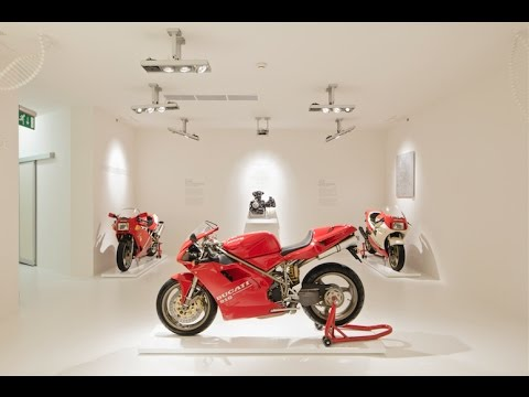 Ducati Museum Tour - Cycle News