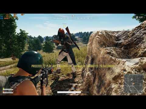 connectYoutube - (HIGH) PlayerUnknown's Battlegrounds - GTX 1050 2GB - i5 4590 - 900p - Patch 1.0