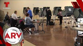 Telemundo lanza iniciativa para informar a los latinos en las elecciones | Al Rojo Vivo | Telemundo