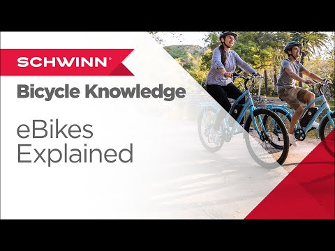 Schwinn eBike Explainer Guide - Schwinn Electric Bikes