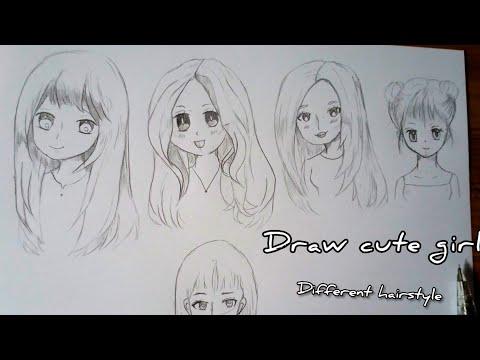 Speed-Drawing-:-วาดรูปอนิเมะผุ
