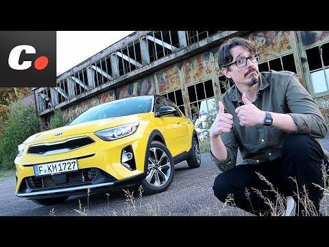 Kia Stonic 2017 SUV | Primera Prueba / Test / Review en español | Coches.net