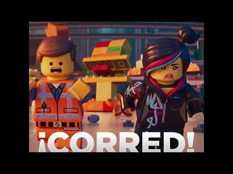 """La LEGO Película 2 - Social Video """"Más"""" - Castellano"""
