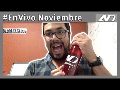 #EnVivo Noviembre 2018 - El Fin está cerca
