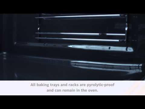 Pyrolys med Bosch Serie 8 ugnar