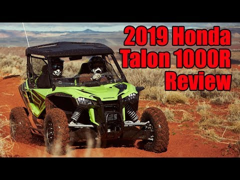 2019 Honda Talon 1000R Full Review