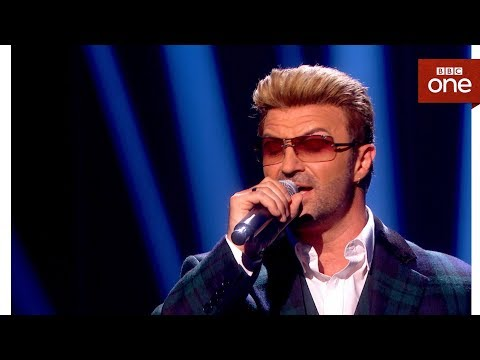 Rob Lamberti sings Father Figure by George Michael - Even Better Than the Real Thing - BBC One