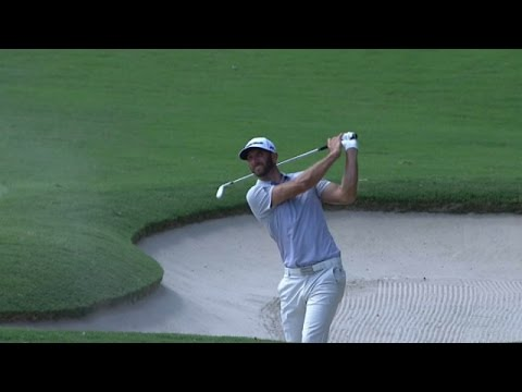 Dustin Johnson's brilliant approach at the TOUR Championship