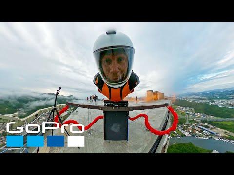 GoPro Awards: Human Slingshot