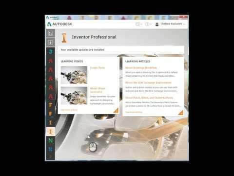 JVH presents Autodesk Tip & Trick: Desktop App