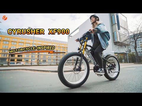 Cyrusher XF900 2021 Model Fashion Tracking