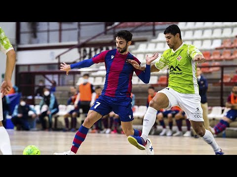 Levante UD - Palma Futsal Jornada 12 Temp 20-21
