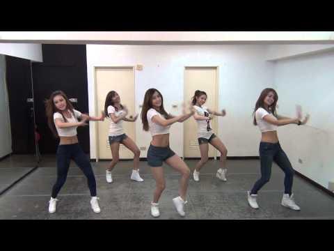 Sun Lady - 切奶舞 (cover dance)