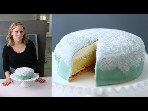 Frosted: Scandinavian Princess Cake Video