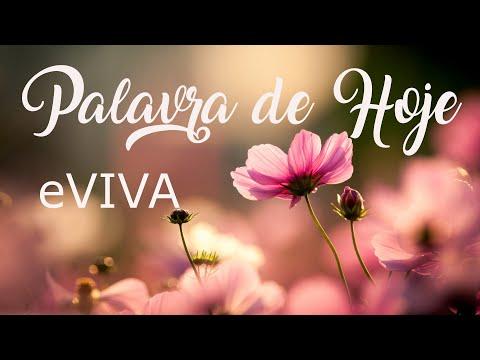 PALAVRA DE HOJE 08 DE ABRIL eVIVA MENSAGEM MOTIVACIONAL PARA REFLEXÃO DE VIDA - BOM DIA!