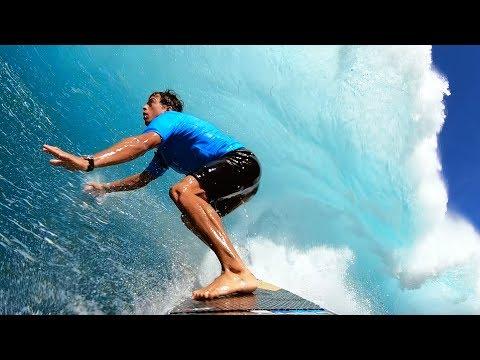 GoPro: Kai Lenny Surfs Jaws - WSL 2018