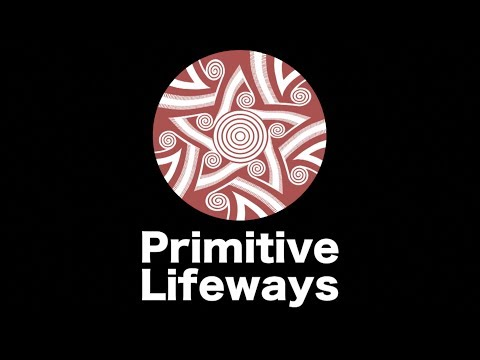 Primitive Lifeways Logo and YouTube Channel Update