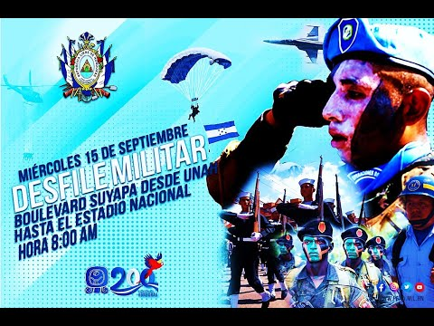 Desfile Militar / 15 de septiembre