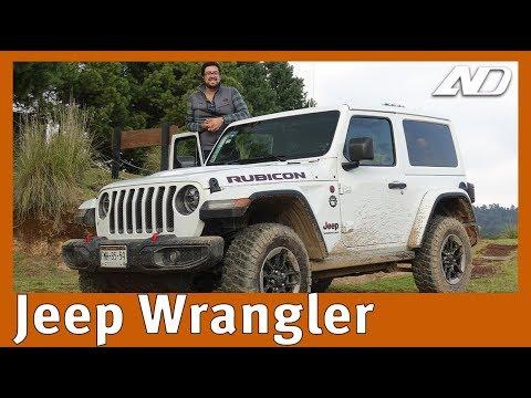 Jeep Wrangler ? - El auto más subestimado que hay