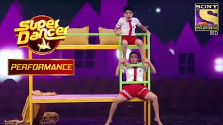 "Abir And Sonali's Nostalgic Performance On ""Jaane Kyun"" 