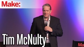 Tim McNulty: MakerCon New York 2014