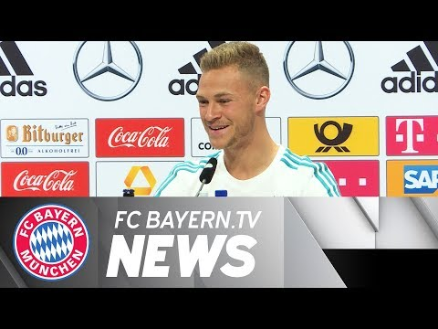 "Kimmich prior to World Cup debut: ""Anticipation is growing"""