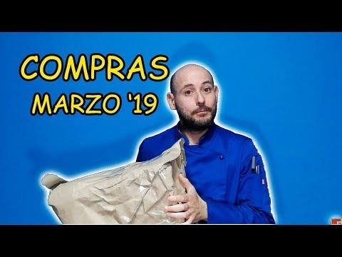 COMPRAS MARZO 2019