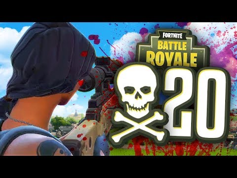 connectYoutube - CAN I GET 20 KILLS in Fortnite Battle Royale?!