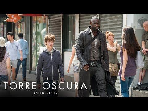LA TORRE OSCURA.Idris Elba es Roland. Ya en cines.