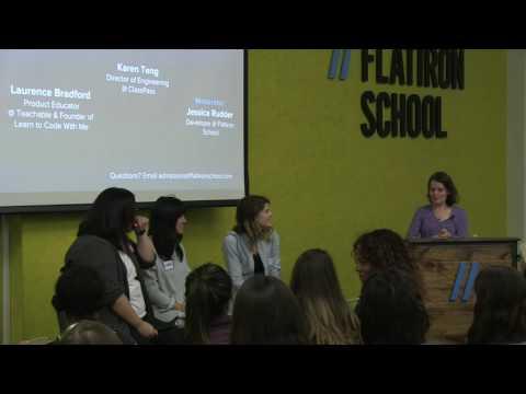 Women in Tech Panel - November 2016