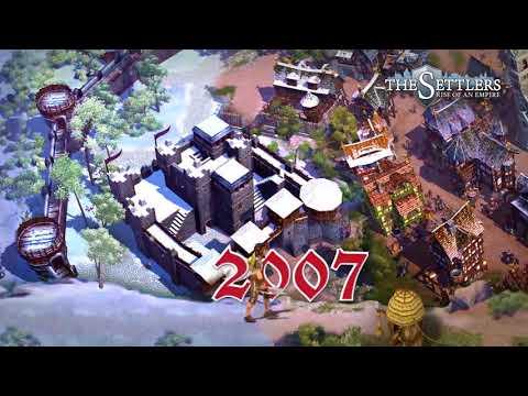Anuncio oficial The Settlers 25 Aniversario