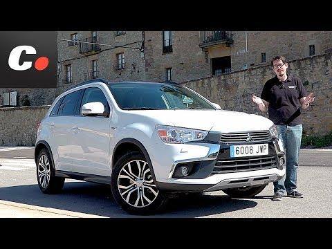 Mitsubishi ASX 2017 SUV | Prueba / Test / Review en español | Coches.net