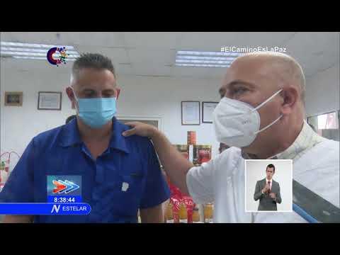 Intercambia Morales Ojeda con millitancia del Partido Comunista de Cuba en Ciego de Ávila
